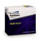 PureVision Multifocal (6枚)  2箱セット
