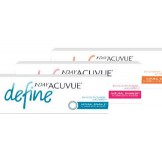 1-Day Acuvue Define -  (30 pack) 4 Boxes set