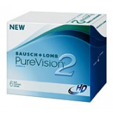 PureVision 2  HD (6 pack) 2 Boxes set
